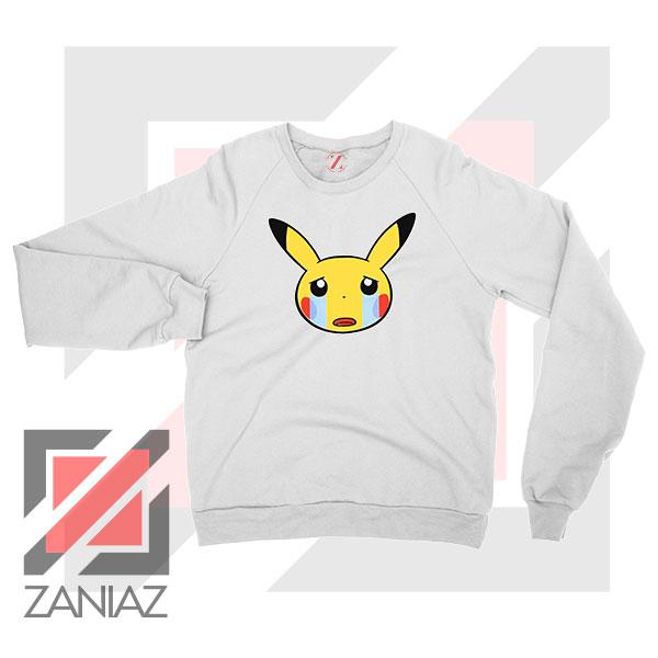 Pikachu Sad Mood Sweater