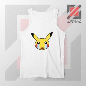 Pikachu Sad Mood Tank Top