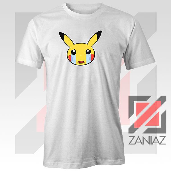 Pikachu Sad Mood Tshirt