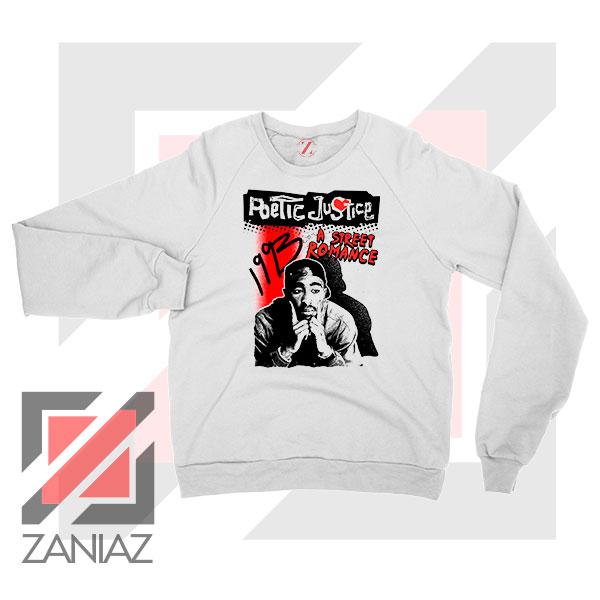 Poetic Justice Tupac Film Sweatshirt
