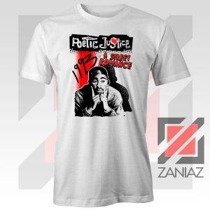 Poetic Justice Tupac Film Tshirt