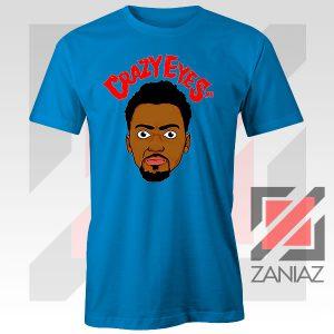 Portis Player Crazy Eyes Blue Tshirt