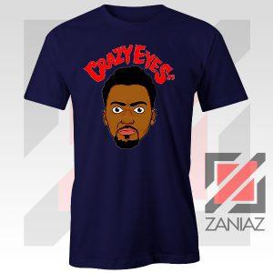Portis Player Crazy Eyes Navy Blue Tshirt