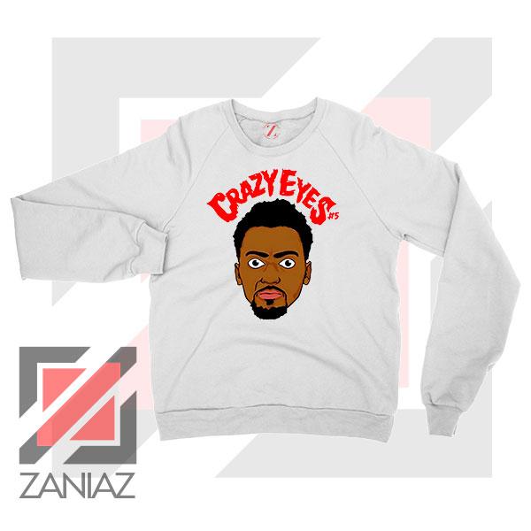 Portis Player Crazy Eyes Sweatshirt