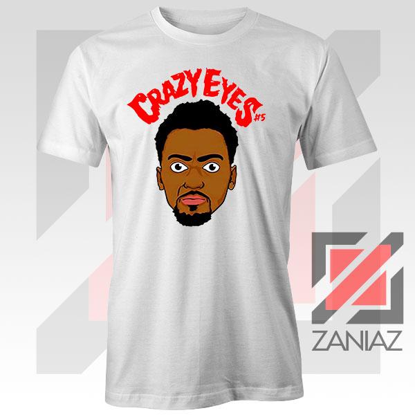 Portis Player Crazy Eyes Tshirt