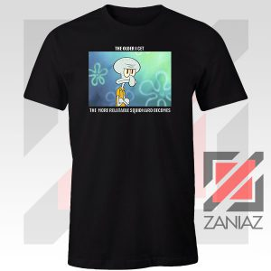 Squidward Meme Designs Tshirt