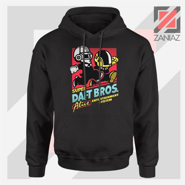 Super Daft Bros Parody Hoodie
