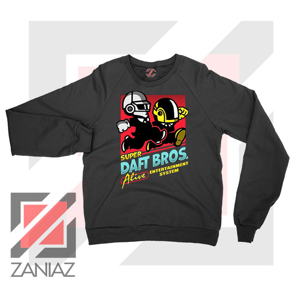 Super Daft Bros Parody Sweatshirt