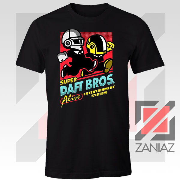 Super Daft Bros Parody Tee