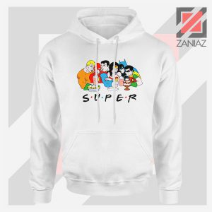 Super Friends DC Comics Apparel Hoodie