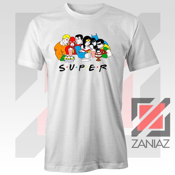 Super Friends DC Comics Graphic Tshirt