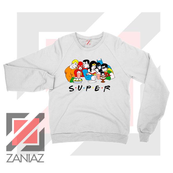 Super Friends DC Comics Sweatshirt