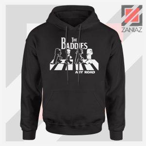 The Baddies Abbey Road Star Wars Hoodie