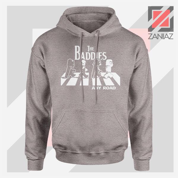 The Baddies Abbey Road Star Wars Sport Hoodie