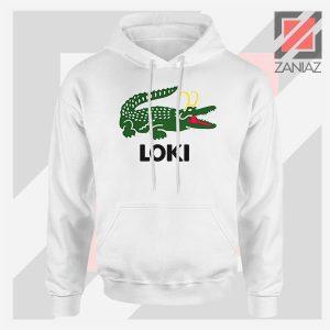 The Glorious Alligator Loki Hoodie
