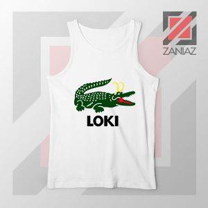 The Glorious Alligator Loki Tank Top