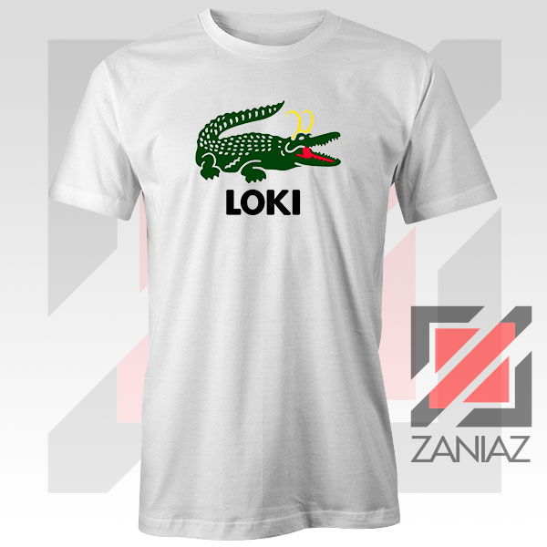 The Glorious Alligator Loki Tshirt