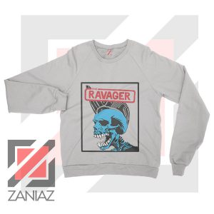 The Ravagers Bandits Marvel Sport Grey Sweater