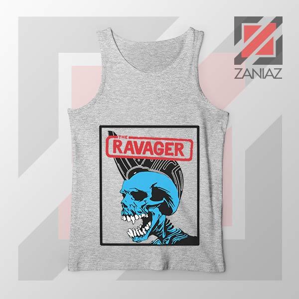 The Ravagers Bandits Marvel Sport Grey Tank Top