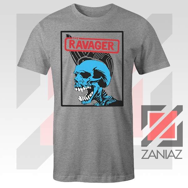 The Ravagers Bandits Marvel Sport Grey Tshirt