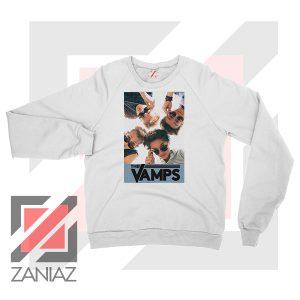 The Vamps Pop Band Sweatshirt