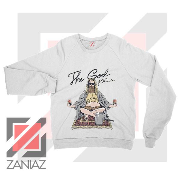 Thor Lebowski Film Designs Sweater