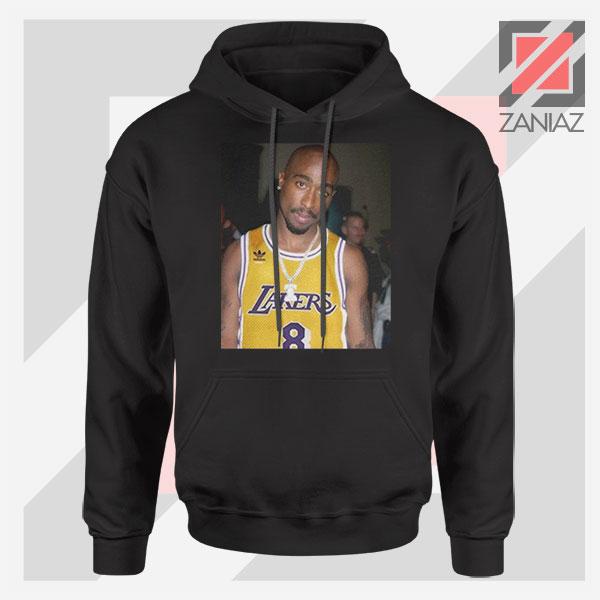 Tupac GOAT Lakers Hoodie