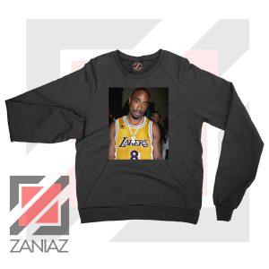 Tupac GOAT Lakers Sweatshirt