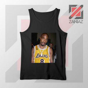 Tupac GOAT Lakers Tank Top