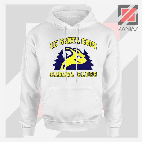 UC Banana Slugs Mascot College Hoodie