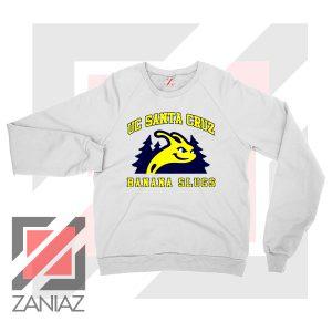 UC Banana Slugs Mascot College Sweatshirt
