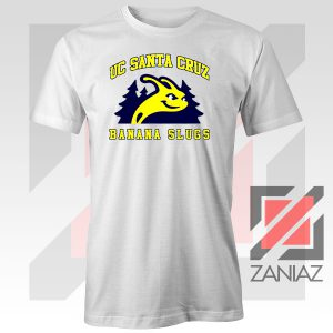 UC Banana Slugs Mascot College Tshirt