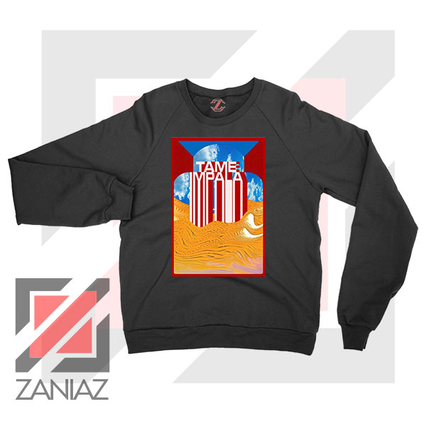 Vintage Tame Impala Designs Sweatshirt