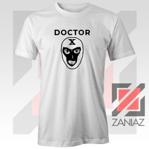 Doctor X Face Graphic Tee