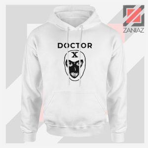 Doctor X Face Graphic Hoodie