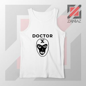 Doctor X Face Graphic Tank Top