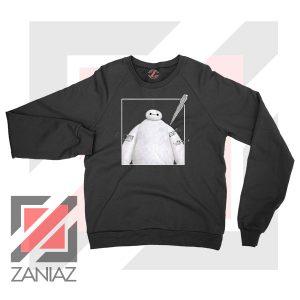 Baymax Robotics Taped Sweatshirt