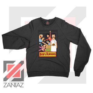 Bobs Burgers Family Design Sweatshirt