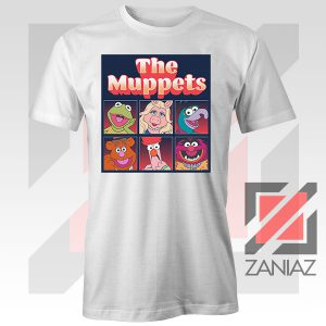 Disney The Muppets Musical White Tee