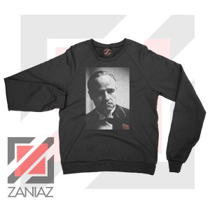Don Vito Corleone Portrait Sweatshirt