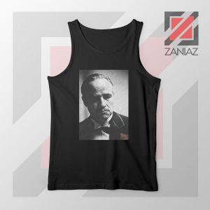 Don Vito Corleone Portrait Tank Top