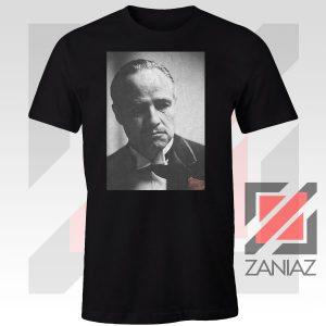Don Vito Corleone Portrait Tshirt