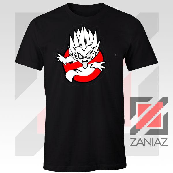 Dragon Ball Parody Ghostbusters Tshirt