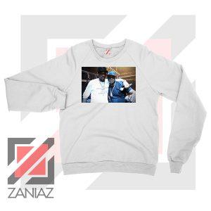 Fabolous Jadakiss Moments White Sweater