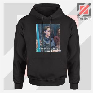 Fleabag Comedy Quotes Black Hoodie