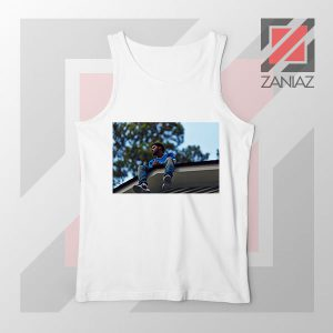 Forest Hills Drive Album White Tank Top