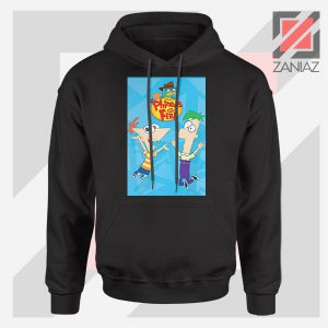 Funny Phineas and Ferb Disney Hoodie