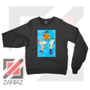 Funny Phineas and Ferb Disney Sweatshirt