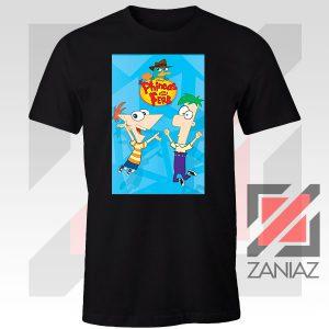 Funny Phineas and Ferb Disney Tshirt