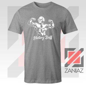 George Washington Bull Grey Tshirt